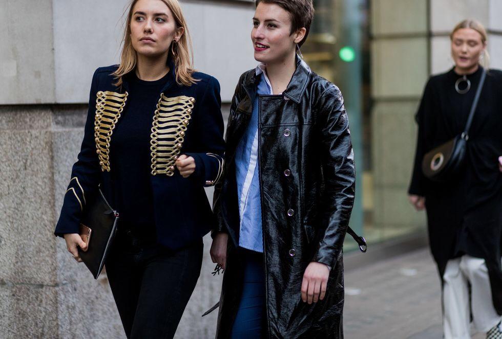 """Entrevista a la editora de moda francesa Alexandra Pizzuto: """"Hoy podemos vestir de la manera en la que hacemos gracias a Yves Saint Laurent"""""""