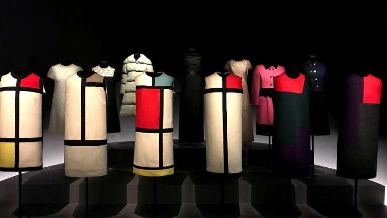La magia del Musée Yves Saint Laurent en París