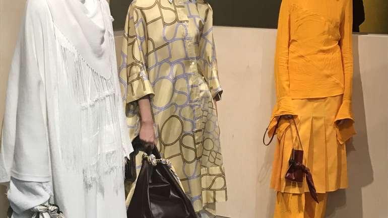 La presentación de Joseph en Paris Fashion Week S/S 2020