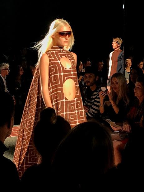 El desfile de Guy Laroche en Paris Fashion Week S/S 2020