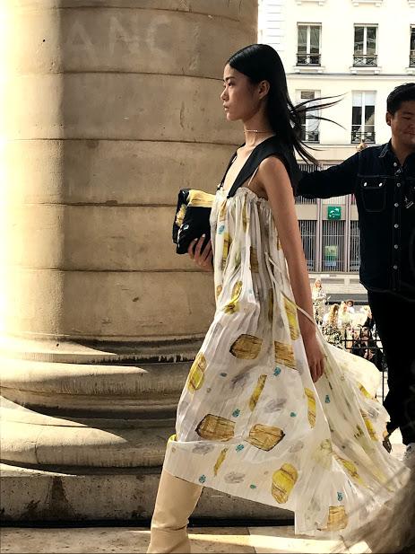 VisteLaCalle en Paris Fashion Week: K-Collection