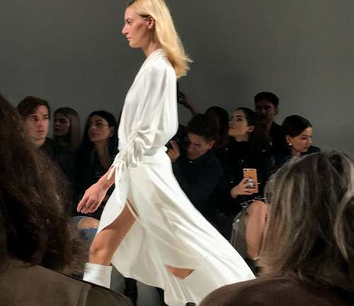 VisteLaCalle en Paris Fashion Week: Kristina Fidelskaya S/S 2020