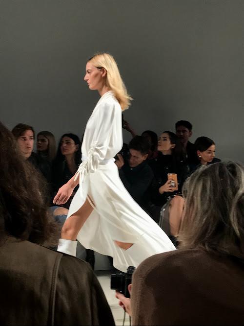VisteLaCalle en Paris Fashion Week: Kristina Fidelskaya S/S 2020