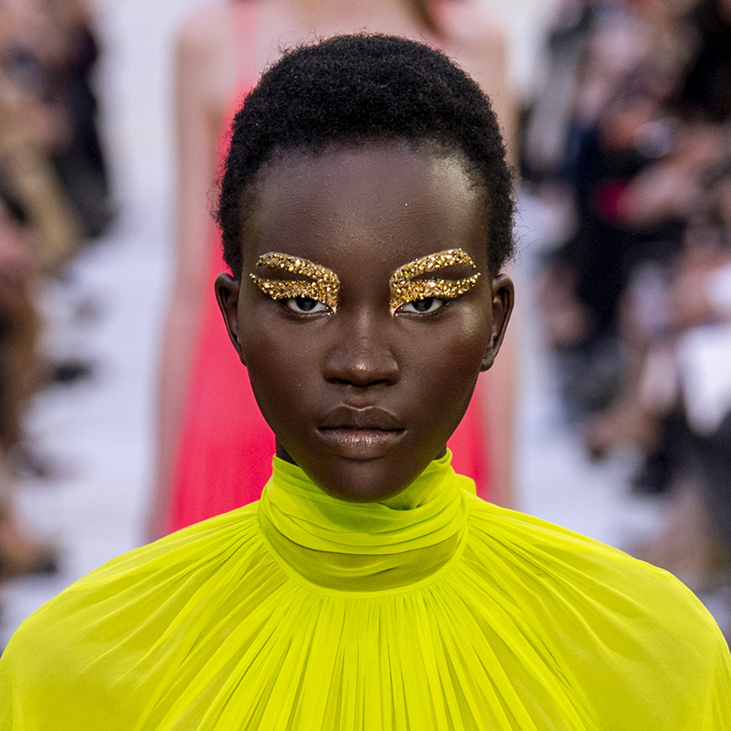 Los mejores makeups de Paris Fashion Week