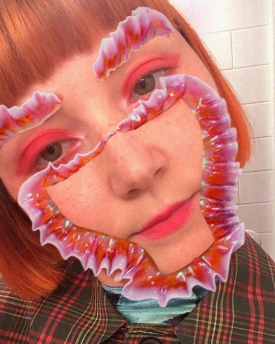 Ines Alpha, una maquilladora 3D