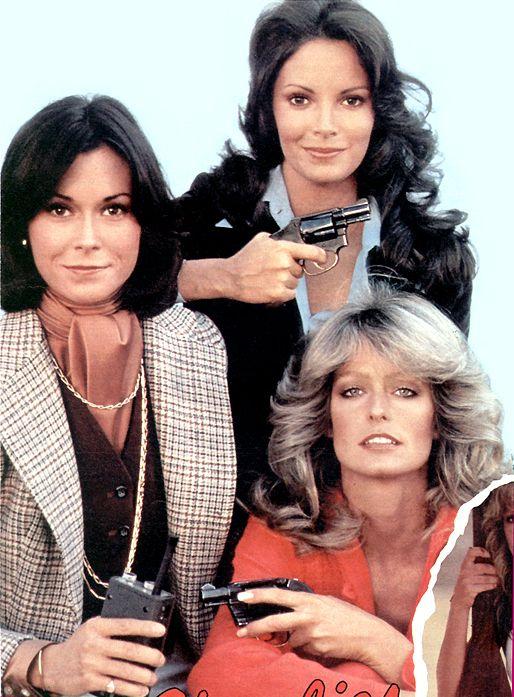A propósito del reboot de Charlie's Angels, recordamos a los Ángeles originales