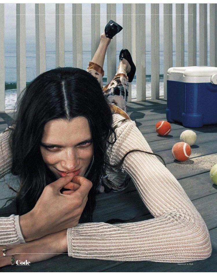 Hugo Comte, el fotógrafo tras la portada de los hermanos Smith en Vogue Italia