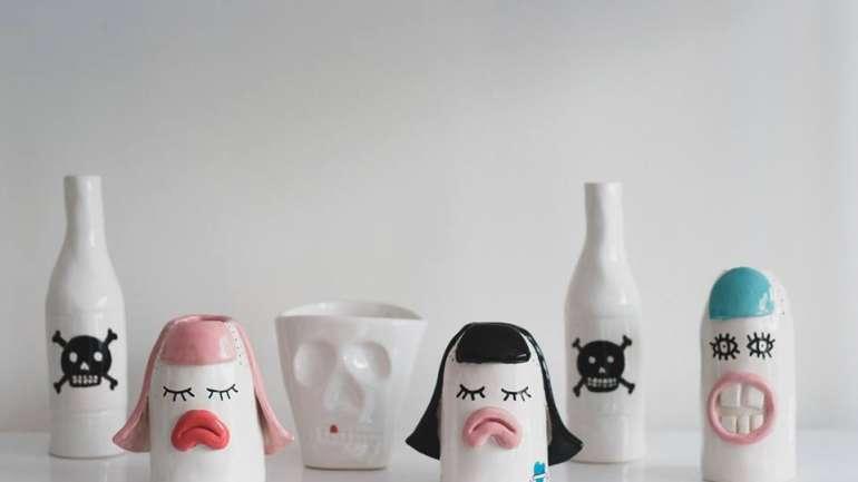 Emprendimientos chilenos: Entrevista a Amorfo, cerámicas llenas de originalidad