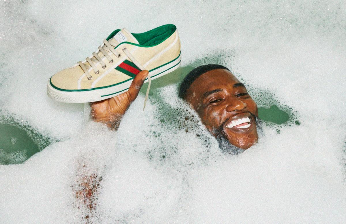 Gucci Mane protagoniza la última campaña de Gucci