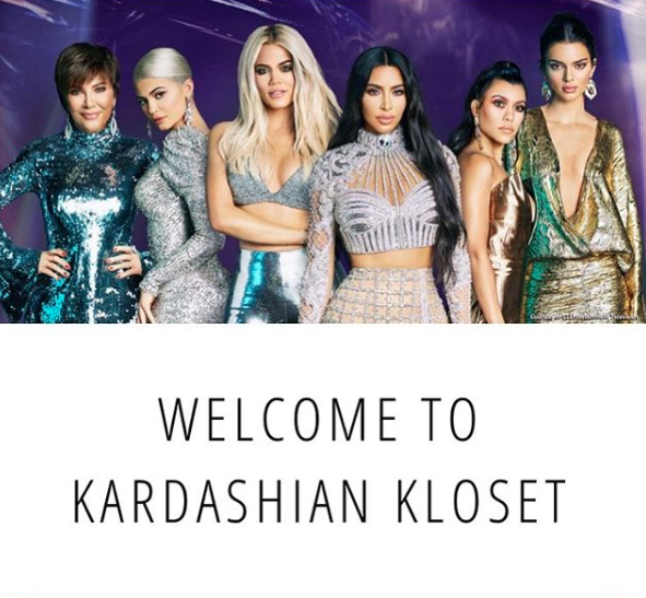 Kardashian Kloset: lo nuevo de la familia Kardashian