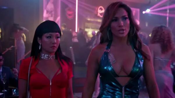 Hustlers, una película con vestuario inspirado en las strippers del 2000