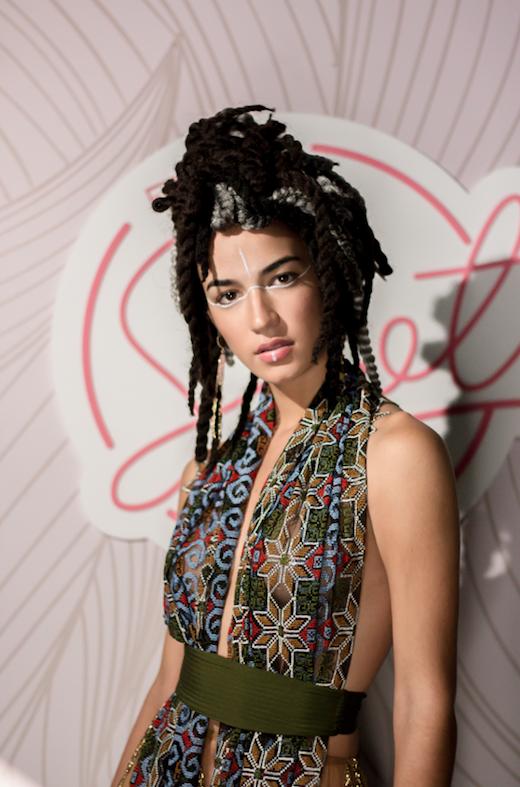 Fashion Week Panamá S/S 2020: Backstage del día 1