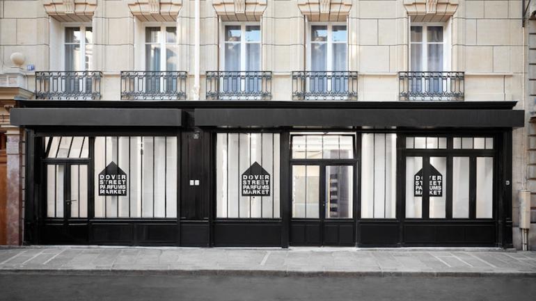 Se abre una tienda de belleza diseñada por Rei Kawakubo