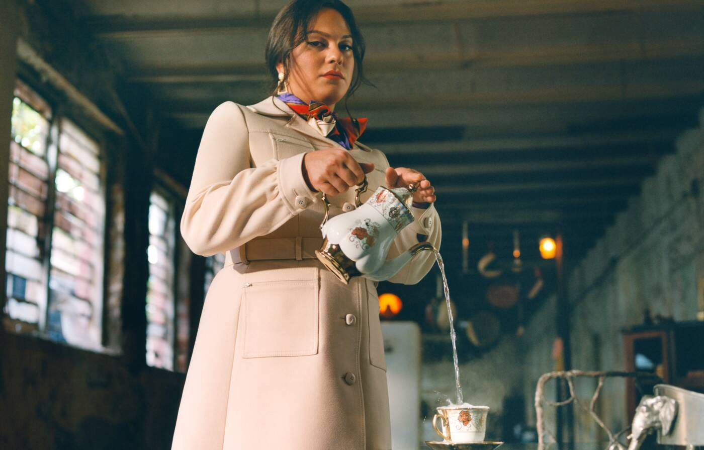 Gucci elige a Daniela Vega como nuevo rostro
