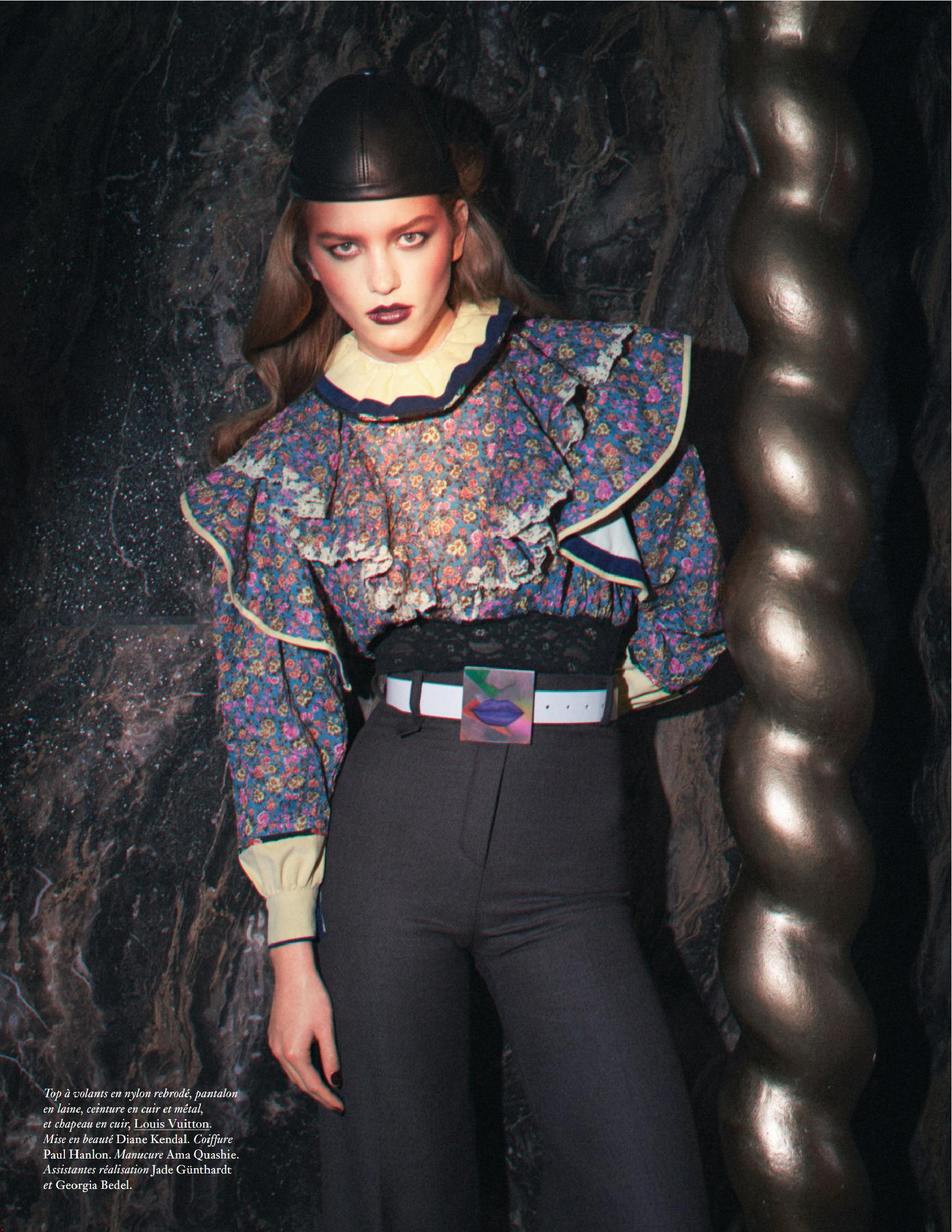 La editorial new wave de Vogue Paris