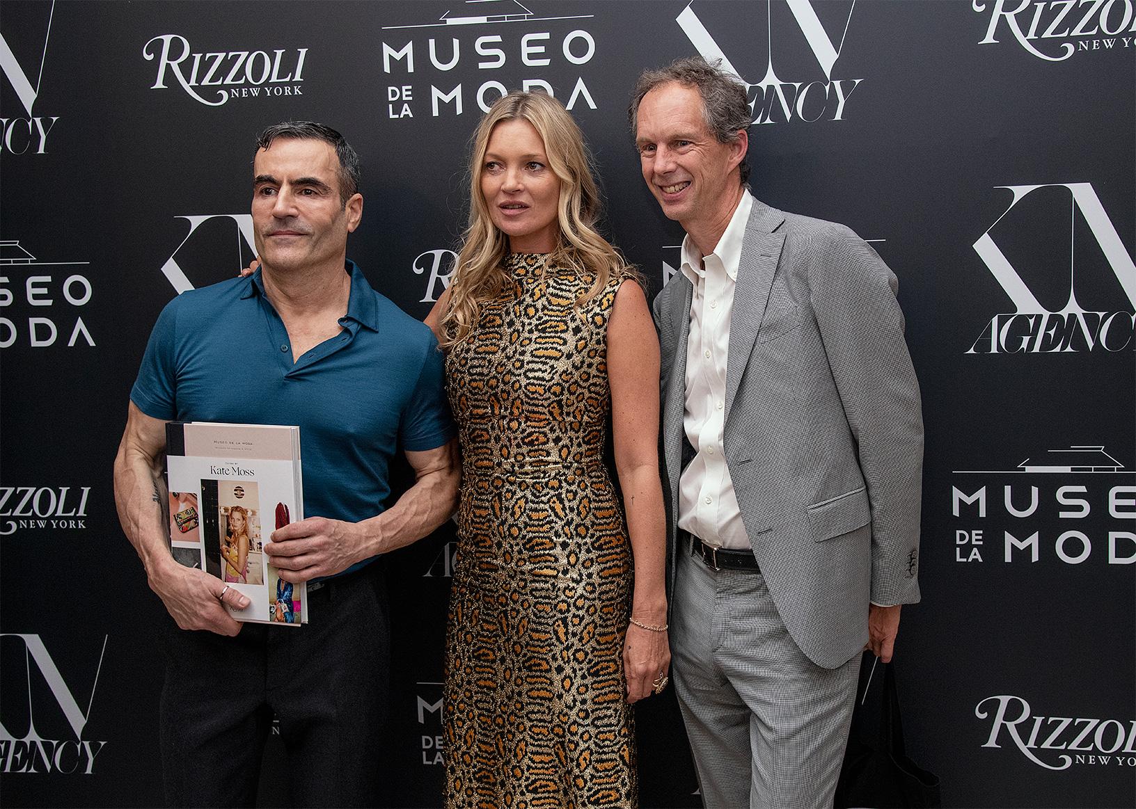 El libro del Museo de la Moda editado por Kate Moss