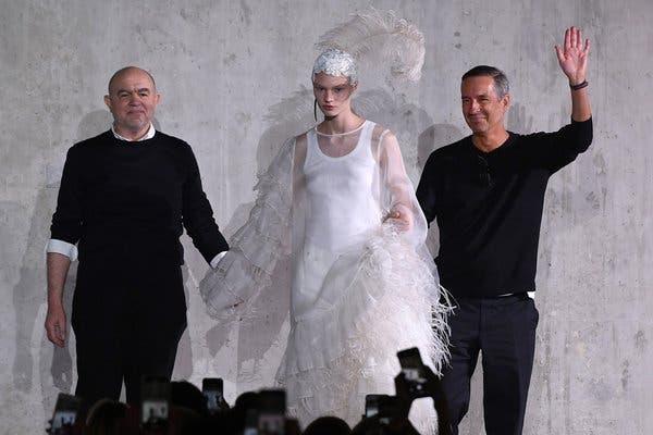 ¿Por qué el regreso de Lacroix fue todo un hito de Paris Fashion Week?
