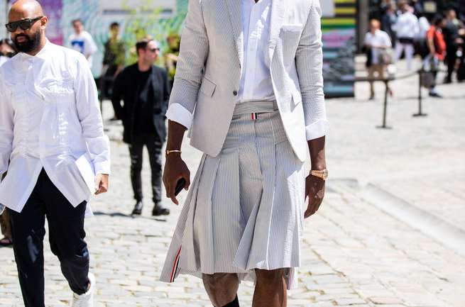 Moda y basketball: El estilo de Serge Ibaka