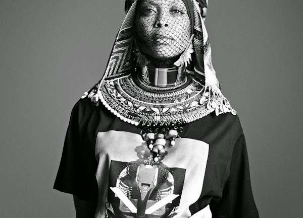 Moda rebelde: El estilo de Erykah Badu