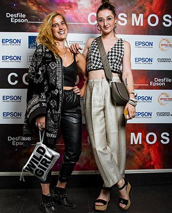 Florencia Richardson y Camila García