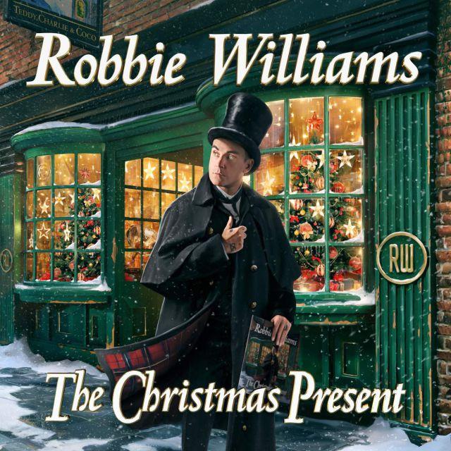 Robbie Williams: La estrella de navidad