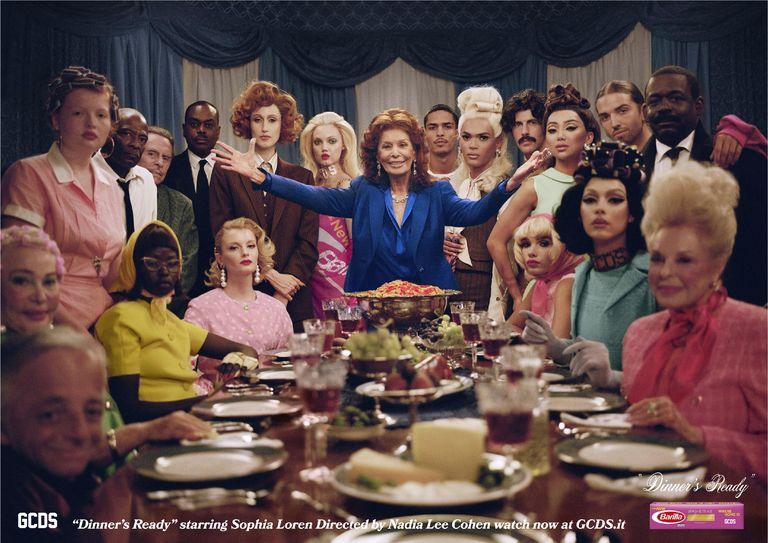 Sophia Loren, el icono que regresa a la publicidad de moda