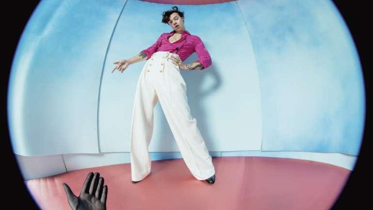 La polera de Gucci creada por Alessandro Michele y Harry Styles