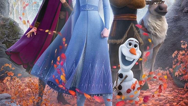 El vestuario de Frozen 2