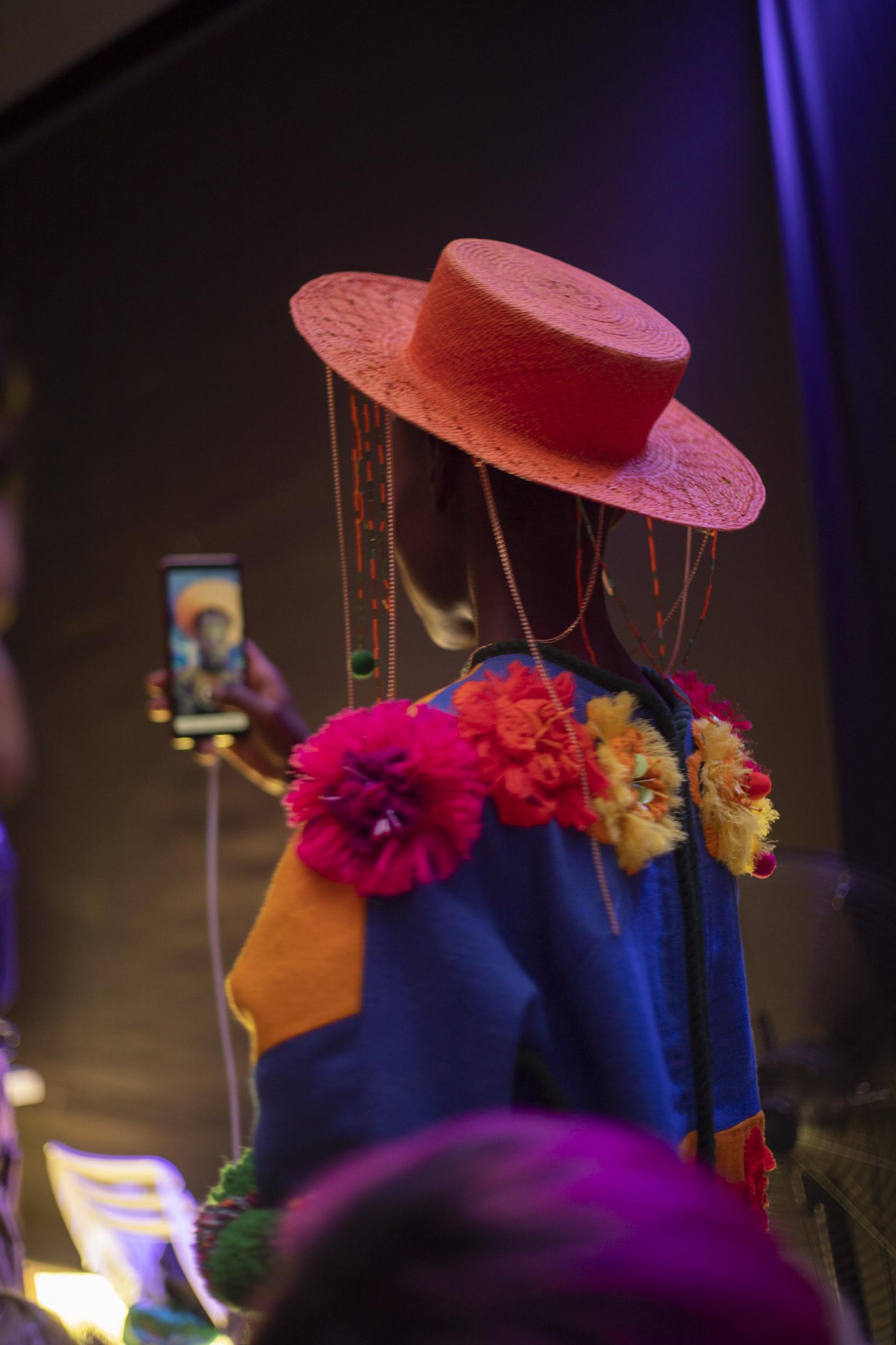 El backstage de VisteLaCalle Catwalk S/S 2020 x Carlos Saavedra