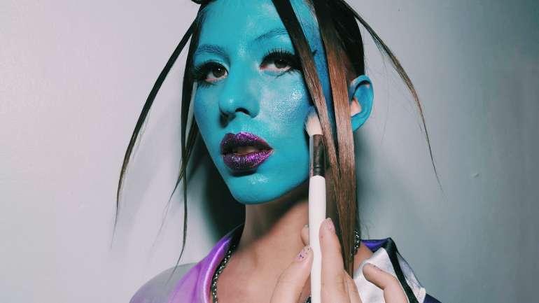 El maquillaje que vimos en Cosmos, la pasarela de Epson y VisteLaCalle