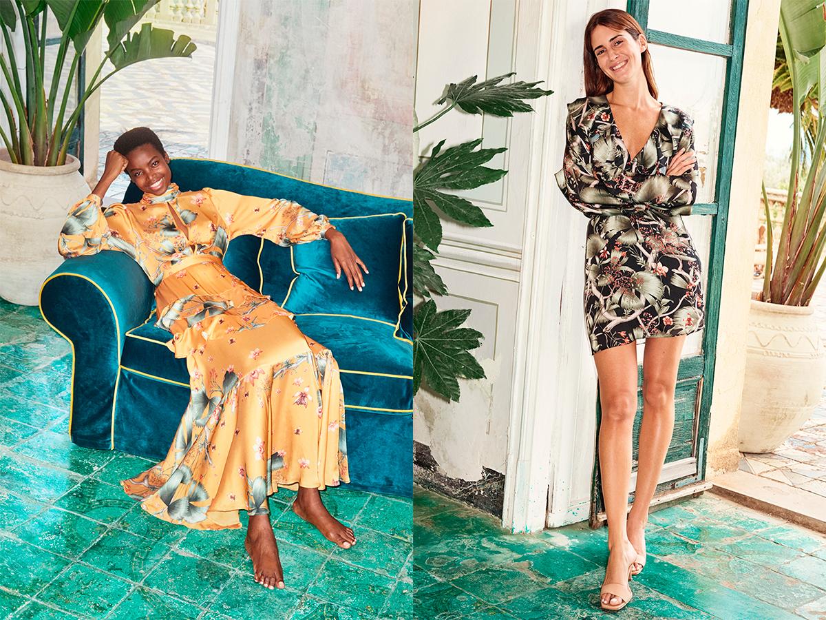 Johanna Ortiz, la primera latinoamericana en colaborar con H&M