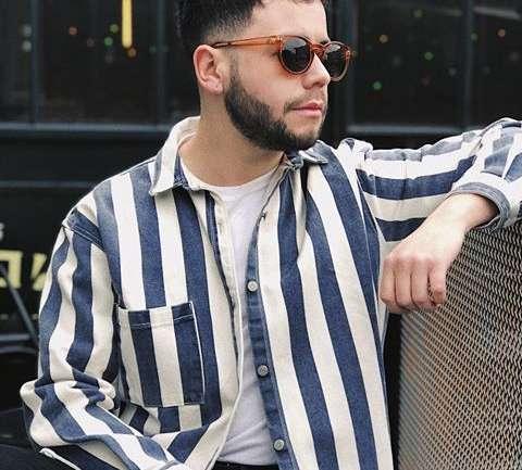 Experiencias de moda: Marcelo Amigo, Diseñador Gráfico