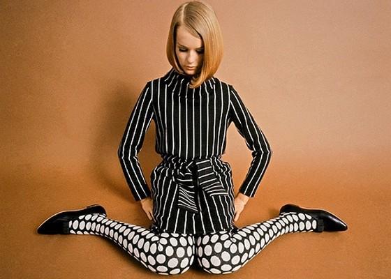 Moda rebelde: Cuando Mary Quant impulsó las panties como lienzos de diseño