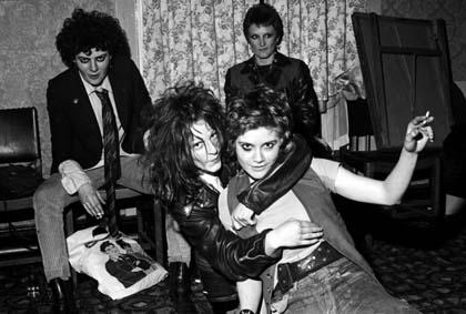 La primera punk de la historia fue española: Recordando a Paloma Romero