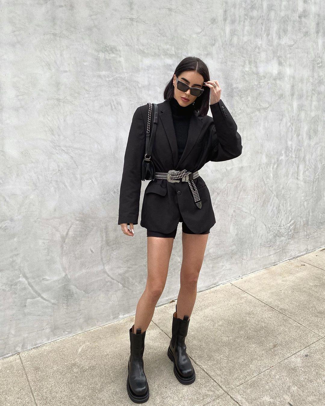 Te presentamos a la fashion blogger Brittany Xavier