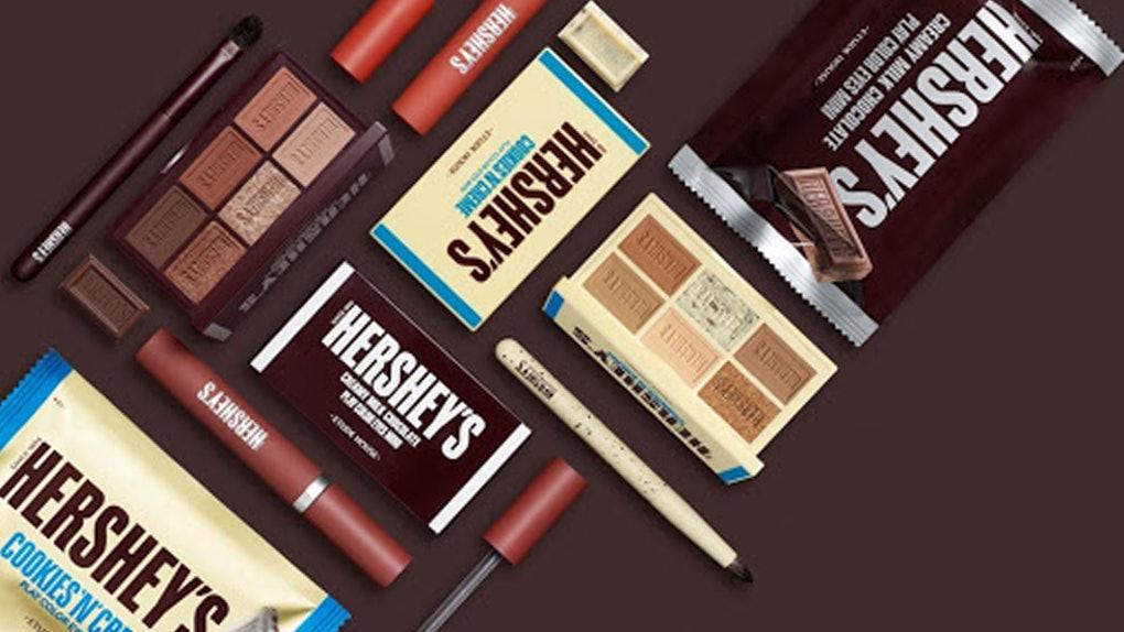 Etude House y su línea de maquillaje Hershey's