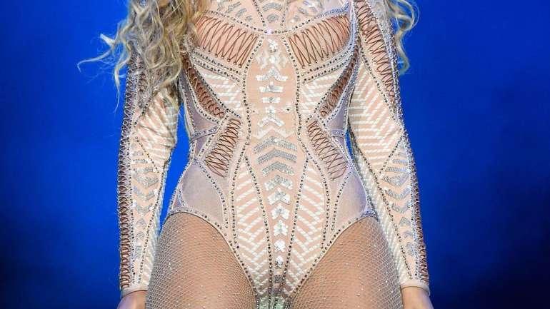 Una galería con más de 35 bodysuits utilizados por Beyoncé