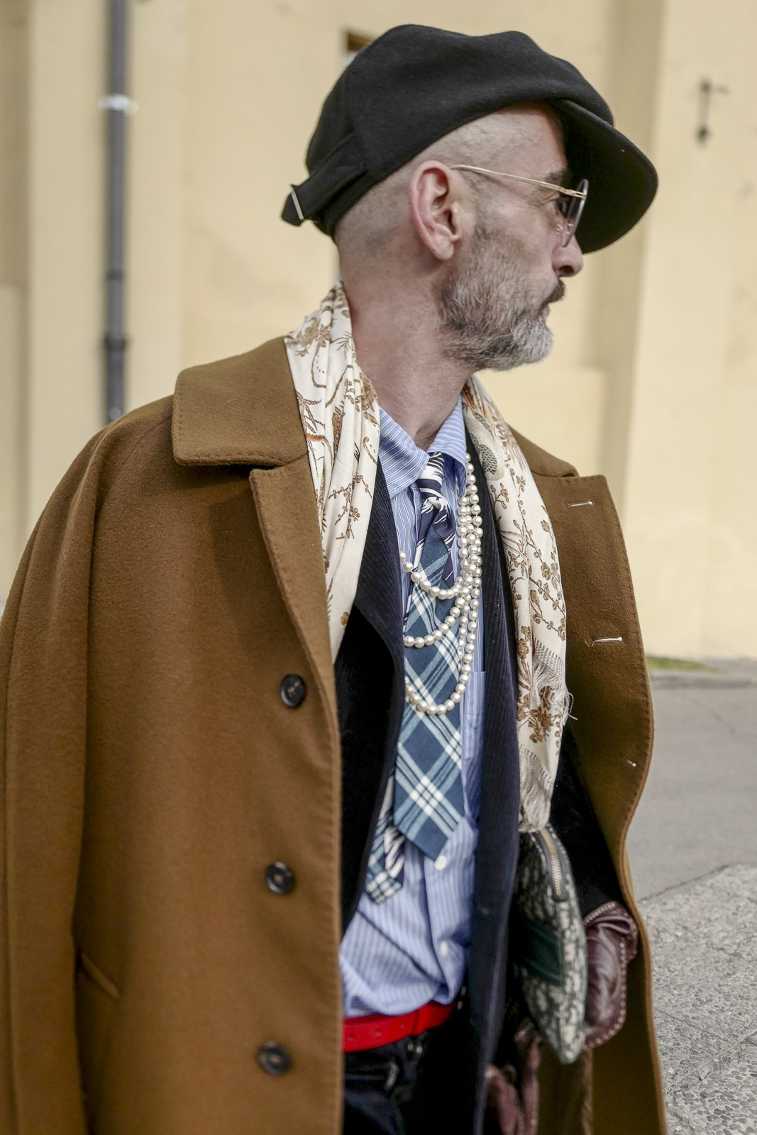 El street style de Pitti Uomo F/W 2020