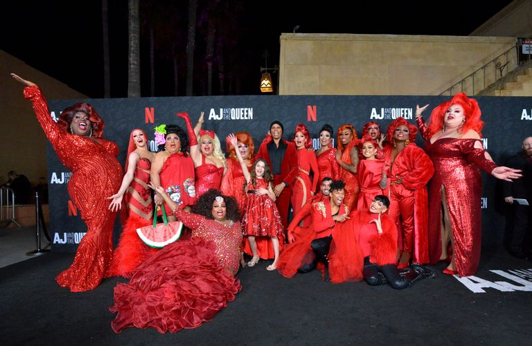 Los looks de las drag queen en la premier de AJ and the Queen