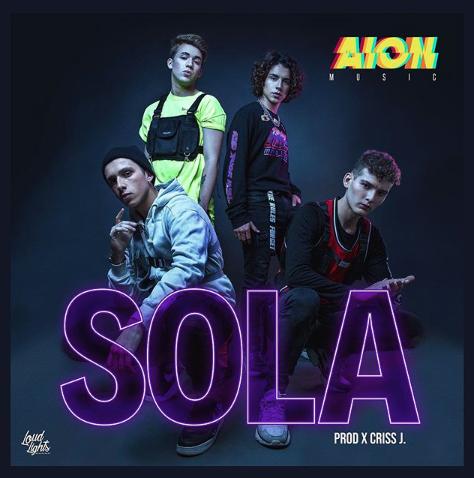 """Entrevista a la boyband chilena Aion Music: """"Al momento de estar arriba del escenario no solo es necesario tener buenas coreografías y melodías, el look que llevemos marca mucha presencia"""""""