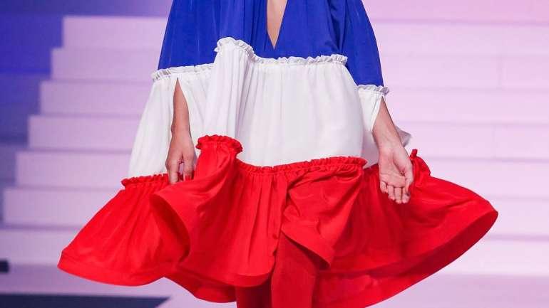 El último show del diseñador Jean Paul Gaultier