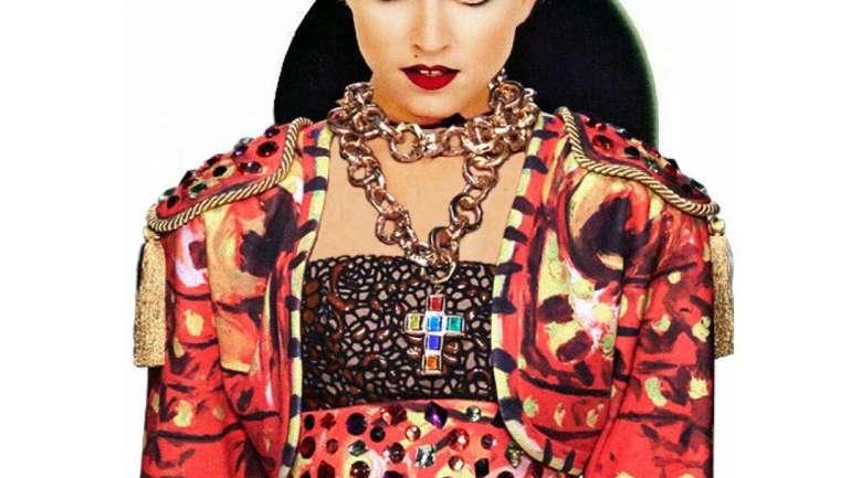 Iconos vestidos de hoy: El arte de Fabrizio Massimiani