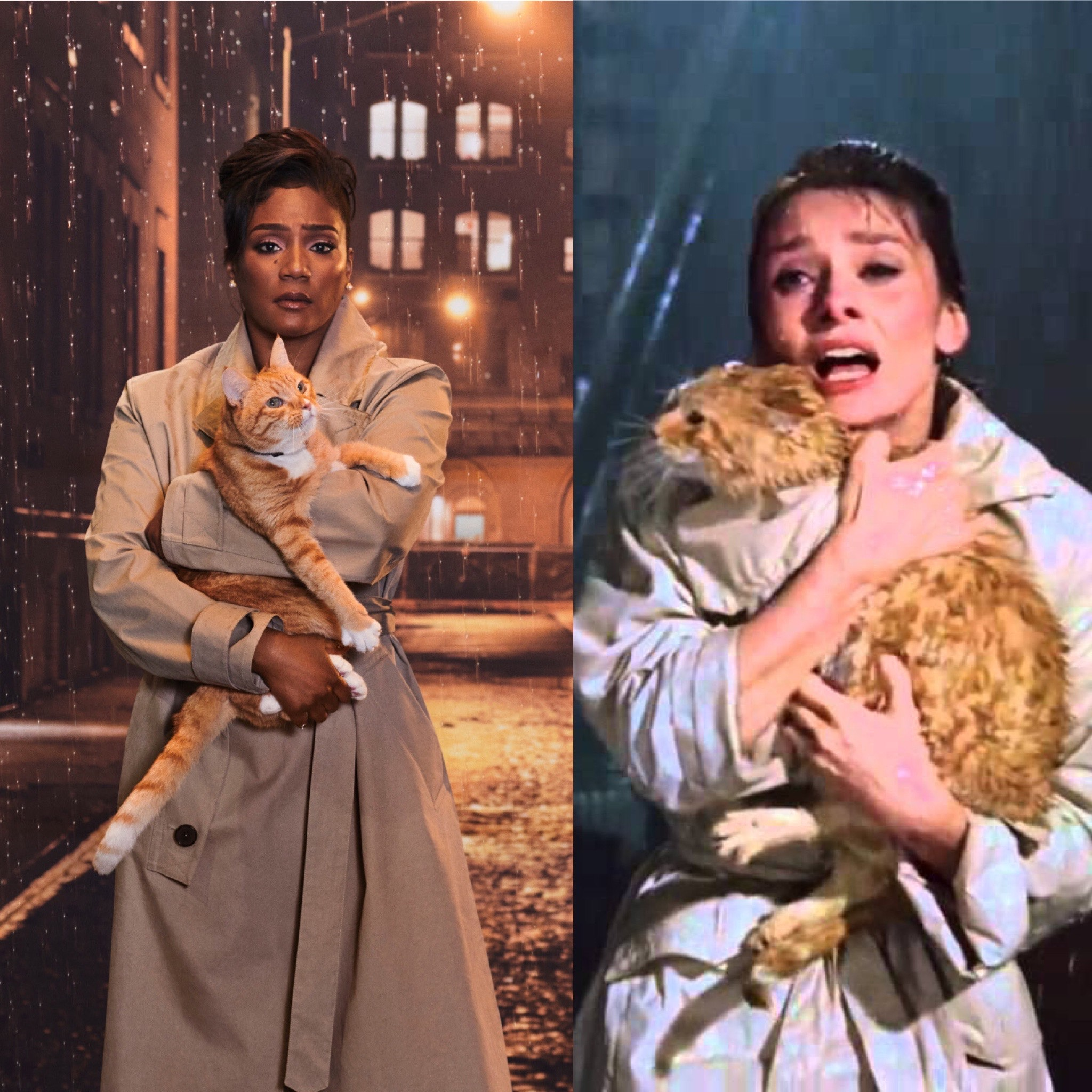 Tiffany Haddish se transforma en Holly Golightly