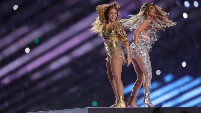 Super Bowl: la presentación de Shakira y J.Lo
