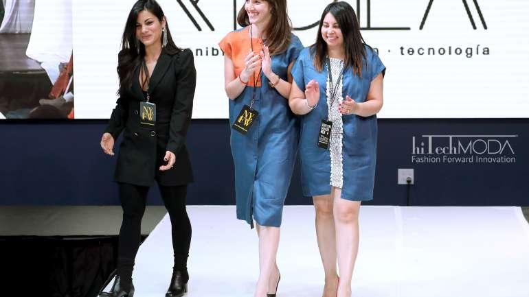 Experiencia de moda en el extranjero: Tamara Tenreiro y Maricet Cadalso, creadoras de ILÉ, y su participación en New York Fashion Week