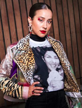 Entrevista a Alina Castro, la stylist tras los looks de Denise Rosenthal en Viña 2020