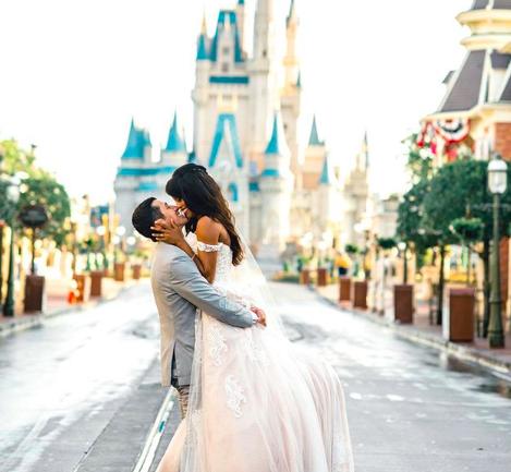 Disney anuncia una colección de vestidos de novias inspiradas en las princesas