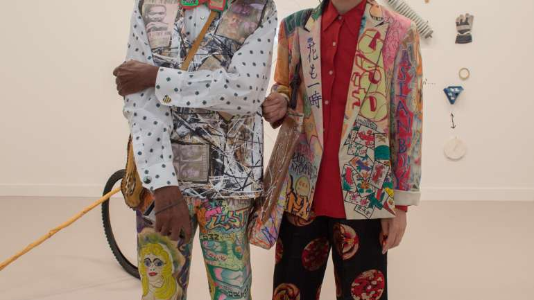 Los looks de Art Frieze LA 2020 x Isaías Delgado