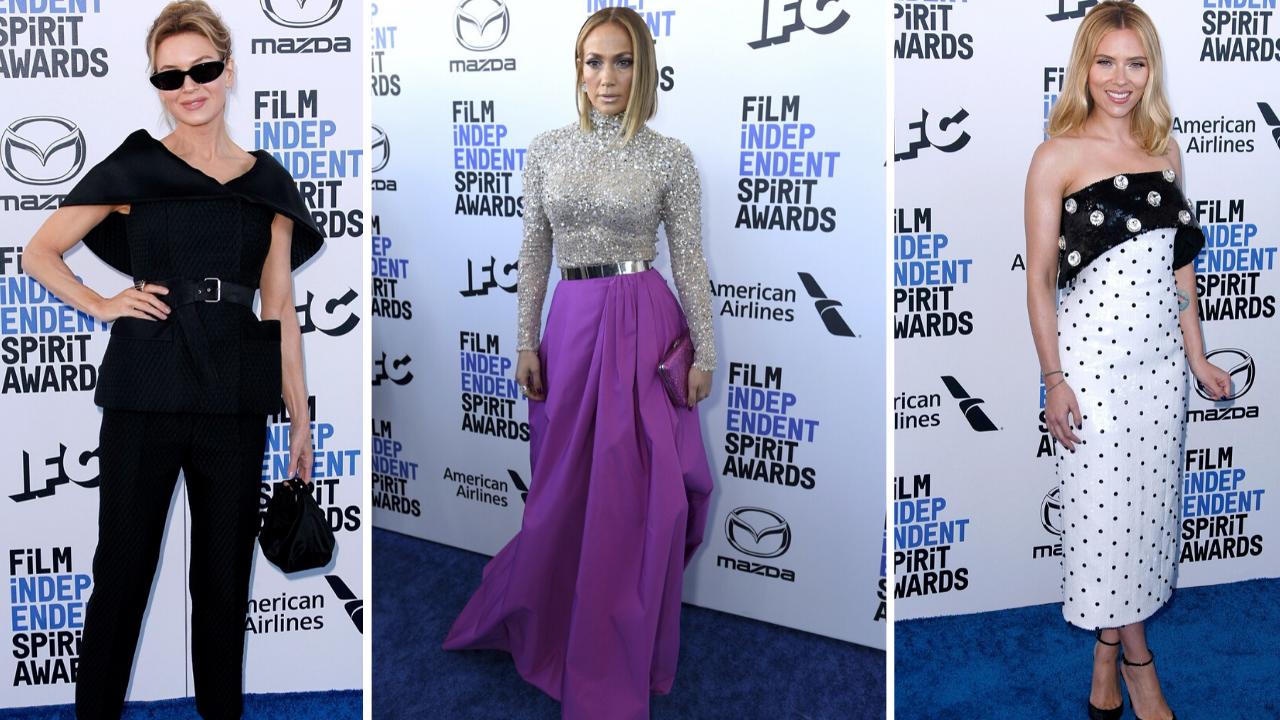 Premios Independent Spirit Awards 2020: los looks de la alfombra azul