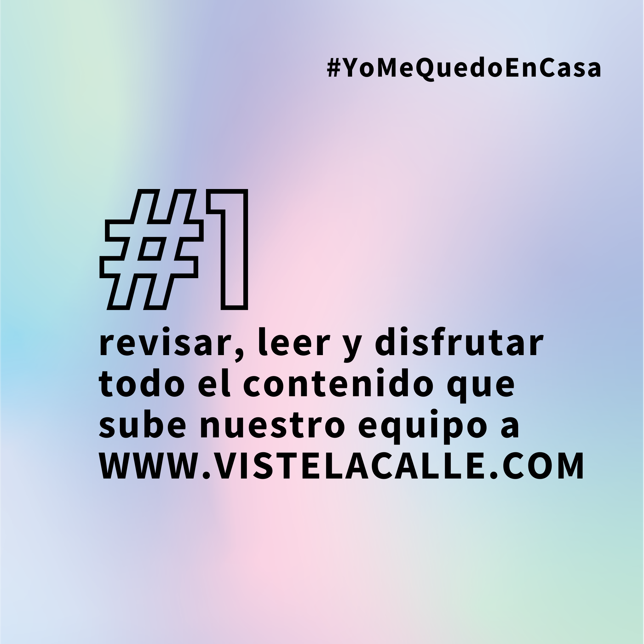 @yoencasita, la cuenta de Instagram que nos entrega cientos de recomendaciones para hacer en casa